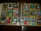 HUGE Baseball Cards Thousands of cards 80s 90s Fleer Don Russ Topps COLLECTION