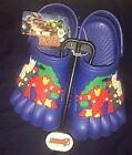 New Boys Blue Marvel Avengers Activity Clog Shoes 13 1