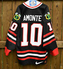 Chicago Blackhawks Authentic Jersey Tony Amonte #10 Nike Blk 48 EXCELLENT COND!