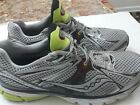 Saucony Guide 6 sneakers for men size 11 gray