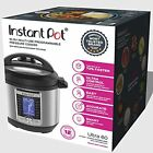 6 Qt Instant Pot Ultra Programmable Pressure Cooker Slow Rice Healthy Meal Yogur
