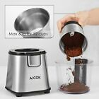 Electric Coffee Grinder Fast and Fine Fineness Blade with Removal Powder Bowl