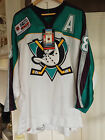 Anaheim Ducks Authentic NIKE Center ice Teemu Selanne Game-one Jersey sz48 wTags