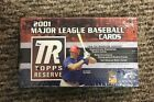2001 TOPPS RESERVE FACTORY SEALED Retail Box