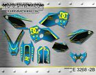 Husaberg FE 400 450 501 550 650 2001 up to 2005 graphics decals kit Mot