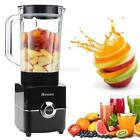 500W 2 Speeds Blender Smoothie Shake Maker Machine Fruit Vegetable 1.5L