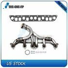 Exhaust Manifold For Jeep Grand Wrangler Cherokee Comanche 4.0L Stainless Steel