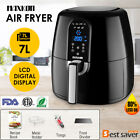 Maxkon 1800W Oil-Less Low Fat Digital Touch LCD Screen Air Fryer Electric 5.3 QT