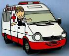 red cross pin RED CROSS Emergency ambulance Mercedes Benz