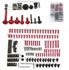 223x Motorcycle Windscreen Fairing Bolts Kit Fastener Clips Washers Hardware Kit