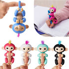 Wow Wee Fingerlings Interactive Baby Kids Monkey Sound Finger Motion Hanger Toy