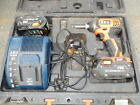 Aeg BSS18C 18v Impact Driver  lithium ion 3 A/H battery, case and charger