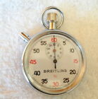 Vintage Breitling Windup Stopwatch works perfect