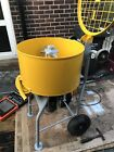 Baron 120 ltr Forced Action resin mixer concrete screed mixer