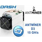BITMAIN ANTMINER D3 WITH PSU NOVEMBER 21st 30th PRE ORDER PROOF OF PURCHASE