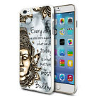 Premium Design Hard Case Cover for Various Mobiles - Marble Buddha Buddhism
