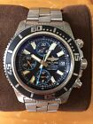 Breitling 44MM Superocean Chronograph II with Box in excellent condition