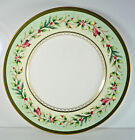 Fitz and Floyd Winter Holiday Garland Salad Plate New
