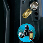 Outboard Motor Lock Fits Most Small Outboards 5 16 18 Thread