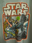 NWT MENS STAR WARS T SHIRT BY JUNK FOOD SW322 3250 ASST SIZES GREY 2500