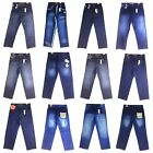 DAVOCCI Vintage Old School Mens Designer New Jeans Assorted Styles Group 2