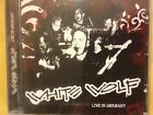 WHITE.WOLF.          LIVE.IN.GERMANY.            COMPACT DISC ON  ESCAPE. MUSIC.