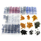 Fairing Bolts Kits Body Screws For Kawasaki Ninja ZX7R ZX9R ZX12R ZX-11 ZX-14
