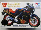 Tamiya 1:12 Scale Suzuki RG250 Gamma Walter Wolf Special Model Kit - New #14053