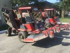 TORO 580D GROUNDSMASTER 16 golf course MOWER 80 HP DIESEL HYDRO 4000 HRS