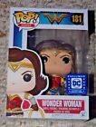 Funko POP! DC Legion of Collectors Exclusive Wonder Woman - In Hand To Ship