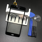 Black For Motorola Moto G5 XT167 Touch Screen Glass Digitizer Replacement+Tools
