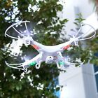 RC 6 Axis Quadcopter Flying Drone Toy With Gyro and Camera Remote Control LED Li