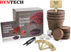 Planters Choice Bonsai Starter Kit the Complete Kit to Easily Grow 4