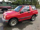1999 Chevrolet Tracker 1999 Cheverolet Tracker nice condition No reserve