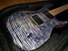 Carvin CT6 California Carved Top custom denim color. Prs speed knobs + soft case