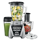 Oster Blender Food Processor Blending Frozen Smoothie Cup Pro Mix Extra