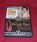 Gold of Naples Bicycle Thief RARE OOP DVD Vittorio De Sica Sophia Loren