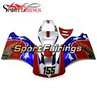 Injection Blue Red Biposto Fairings Cowling For DUCATI 996 748 916 998 1996-2002