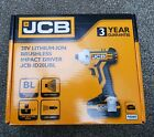 JCB 20v impact driver (brushless) +3ah battery