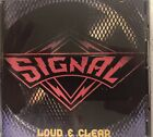 SIGNAL - LOUD AND CLEAR CD