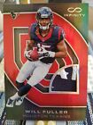 2016 Panini Infinity Will Fuller Rookie 1 1 Patch! One of one!