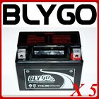 5X YT4L BS 12V4AH Battery 50cc 70cc 110cc PIT TRAIL DIRT QUAD BIKE ATV BUGGY