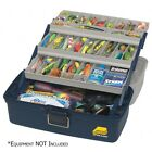 Plano Three-Tray Fixed Compartment Tackle Box Xl