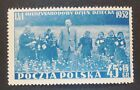 POLAND STAMPS MNH Fi607 ScB74 Mi745 Bierut and Childrens Day1952cleanSania