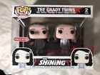 Funko Pop! The Grady Twins The Shining Two Pack Target Exclusive Non Chase