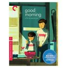 CRITERION COLLECTIONS BRCC2768 GOOD MORNING BLU RAY FF 1331 JAPANESE W E