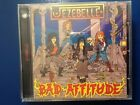 JEZEBELLE.       BAD. ATTITUDE.        CD. PLUS CD ROM  ENHANCED  VIDEO. TRACKS