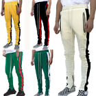 New Mens Lightweight Athletic Casual Elastic Gym Sport Jogger Sweat Pants