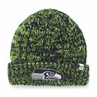 $25 NFL Seattle Seahawks Women's '47 Prima Cuff Knit Beanie, Light Navy BNIN