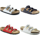 Birkenstock Womens Florida Birko Flor Soft Footbed Sandals